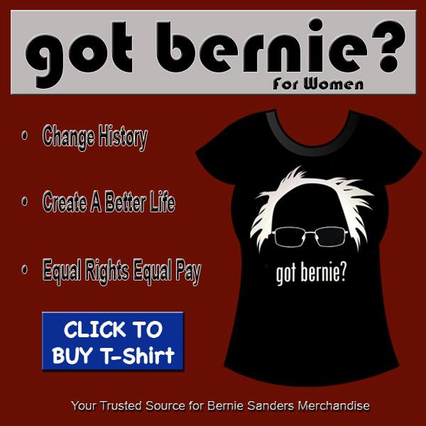 Got Bernie T-shirt