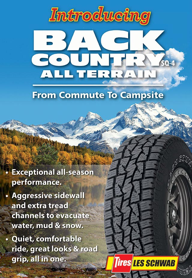 Introducing BACK COUNTRY