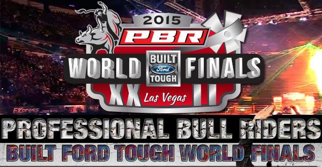 2015 PBR WORLD FINALS