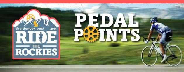 PedalPoints header